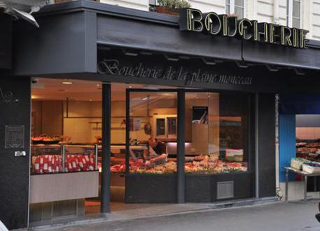 La Boucherie de la Plaine Monceau