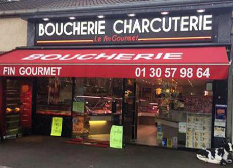 Le Fin Gourmet Voisins le bretonneux 78