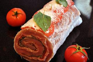 Rôti de Veau Italien